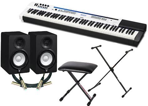 Selimut Keyboard Yamaha Casio casio px 5s digital stage piano bundle with 2 yamaha hs5