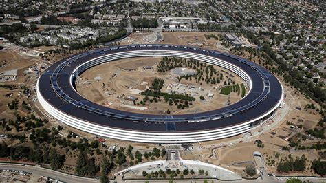 new apple headquarters why apple s new hq is nothing like the rest of silicon valley