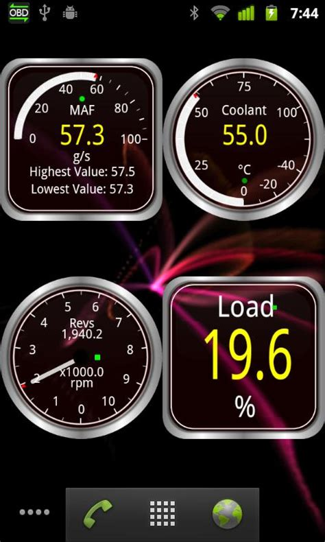 torque app android widgets for torque obd car android apps on play