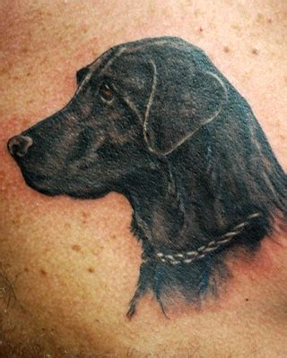 labrador tattoo awesome labrador ideas
