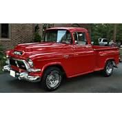 1957 Gmc Stepside 1 2 Ton Shortbed Pickup Street Rod 1955 Step