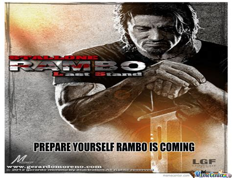 Rambo Meme - rambo by sirtrollalot meme center