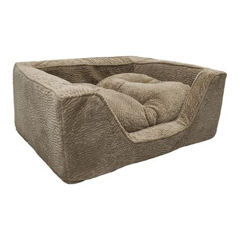 luxury dog beds snoozer luxury square dog bed show dog 9 colors 4 sizes