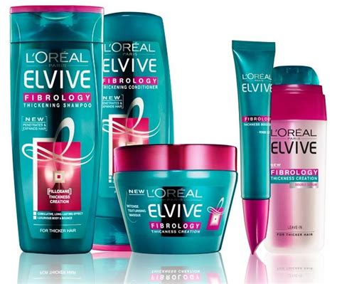 loreal products works african american hair l oreal pris elvive fibrology product range new