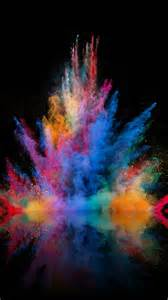 color blast color blast background