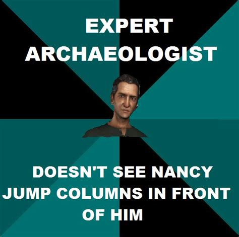 Nancy Meme - nancy drew meme tomb of the lost queen nancy drew tomb