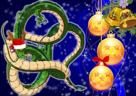 dragon ball z christmas wallpaper dragon ball z christmas wallpaper by darkangelxvegeta on