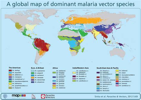 malaria map malaria in the americas presents a complex picture