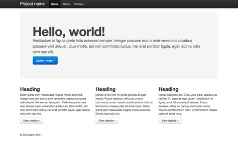 grande premium bootstrap website templates together with twitter bootstrap and wordpress theme frameworks themeshaper