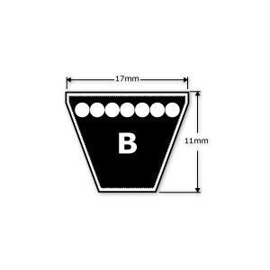 a section v belt b section v belt mayday seals bearings ltd