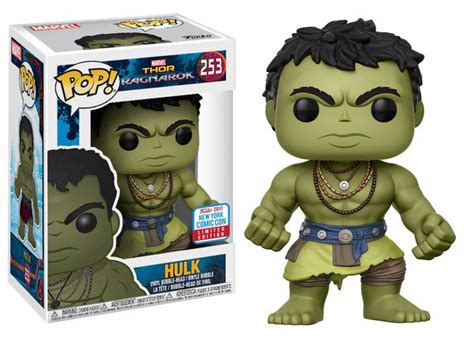 Funko Pop Thor Ragnarok 1 page 1 new nycc exclusive funko lineup includes thor