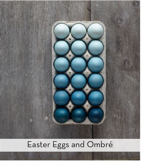 how to make easter eggs how to make ombr 233 easter eggs 187 curbly diy design decor