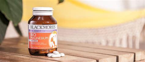 Promo Blackmores Total Calcium Magnesium D3 200 Tablet Glucosamine blackmores bio magnesium blackmores