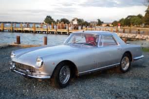 250 Pininfarina Coupe Robert Cumberford My Four Favorite Ferraris