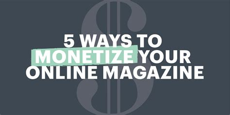 How Does An Online Magazine Make Money - 6 ways to make money with advertising on your blog and the autos post