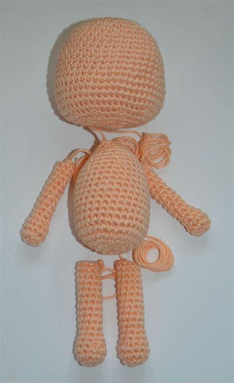 amigurumi oval pattern amigurumi lessons creating simple amigurumi doll here
