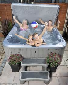 reality swinging would you splash out on a hot tub daily mail online