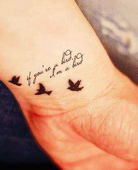 bird tattoo quotes tumblr tattoos on pinterest rn tattoo feather tattoos and just