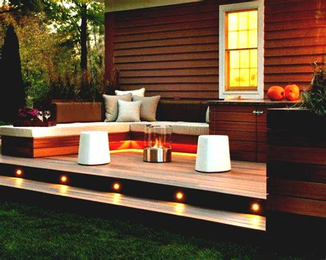 modern budget deck small backyard deck design ideas about decks on pinterest