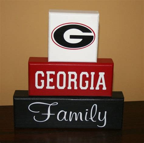 georgia bulldog home decor 270 best images about uga ga bulldogs on pinterest logos