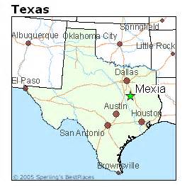 mexia map best places to live in mexia