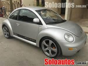 volkswagen beetle 2000 plata manual guadalajara jalisco