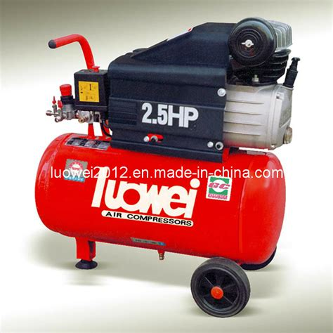 china direct drive air compressor lw 2501 china compressor ce 8bar 24l 50l