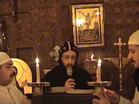 coptic monk consecration of coptic monks part 2 1 youtube