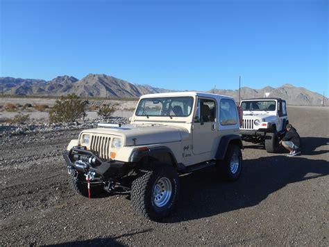 Jeep Wrangler Club Photos Quot Desert Wranglers Quot A Jeep Wrangler Club