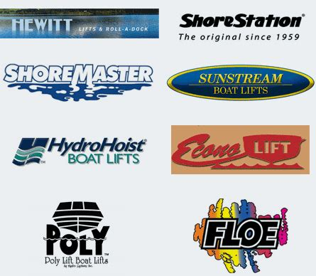 boat lift brands cable boat lifts g h marine