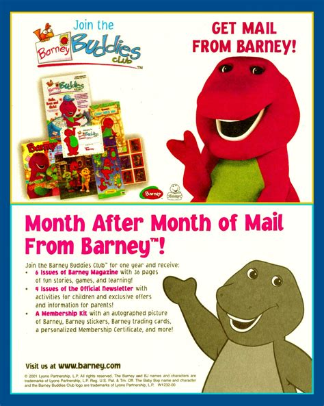 barney magazines ebay related keywords barney magazines