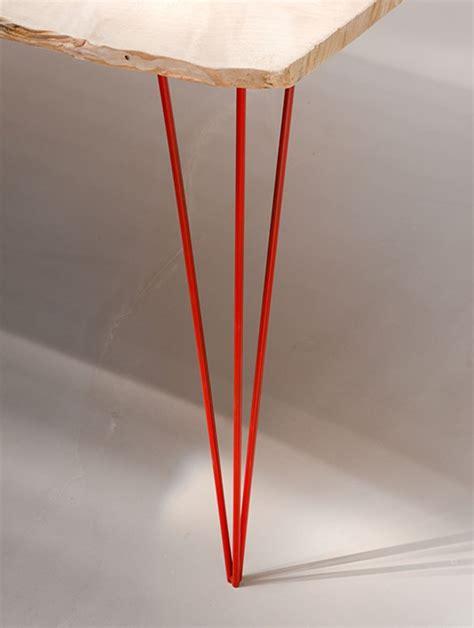 Pied De Table Metal Design 5795 by T Starr Fabricant De Pieds De Table Et Plateau En Bois