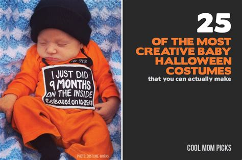 Unique Gifts For Mom by 25 Of The Most Adorably Creative Baby Costumes You Can Diy