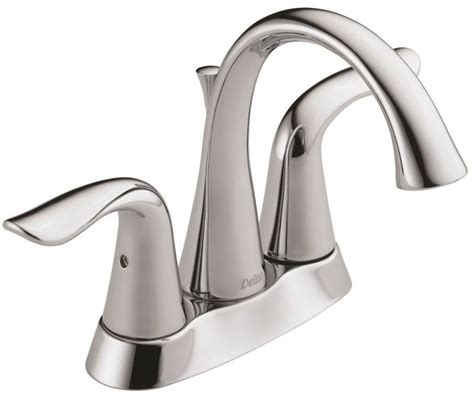 Delta Faucets Phone Number Delta Lahara Lavatory Faucet 5 In X 6 38 In Spout 4 In