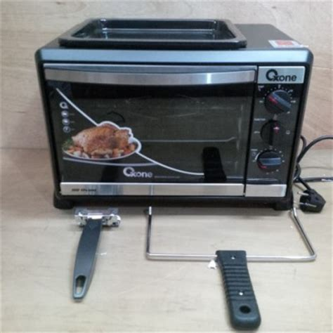 Oxone Electric Oven 4 In 1 Ox 858br oxone oven electric 4 fungsi ox 858 br pemanggang murah
