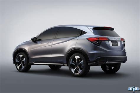 Honda Suv Models by Honda S Suv Concept Unveiled Jan 14th 9th