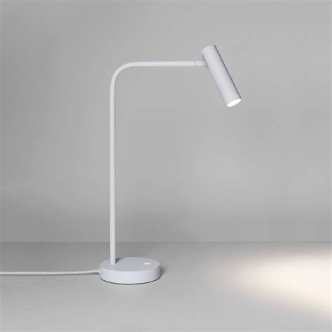 White Led Desk L white led desk l 28 images quantum modern white led