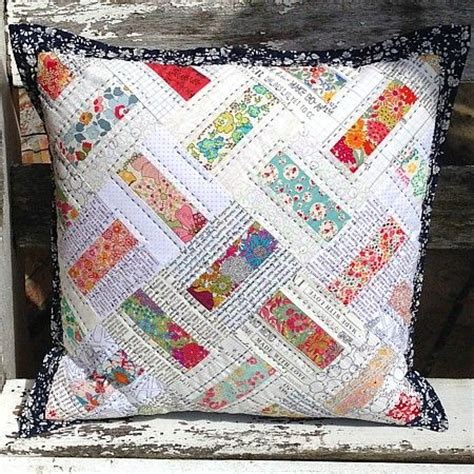 Free Patchwork Cushion Patterns - the 25 best liberty fabric ideas on