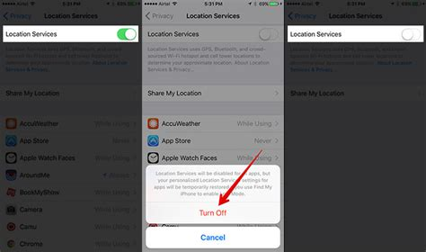 turn location services iphone how to improve ios 10 battery on your iphone or