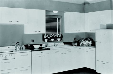 1940s kitchen design 16 vintage kohler kitchens and an important kitchen