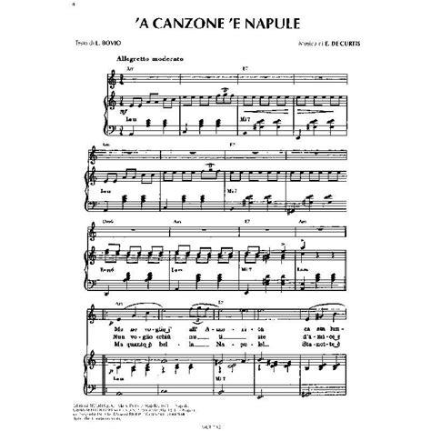 testo canzoni napoletane canzoni napoletane e popolari enrico caruso