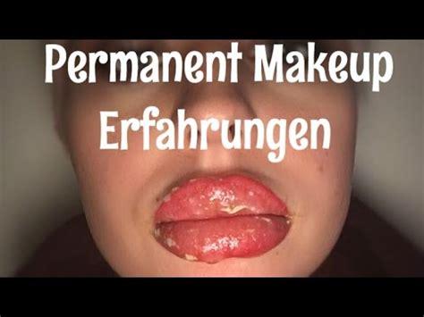 permanent make up lidstrich lippen augenbrauen doovi
