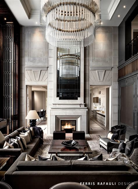 posh home decor ferris rafauli specializes in integrating ultra luxury