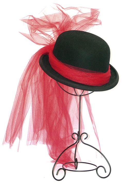 ladies english riding hat  basic black
