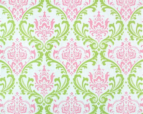 green and pink pink green madison damask 1524 20 00 modpeapod