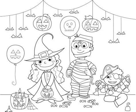 halloween coloring pages elementary school preschool coloring pages halloween hallowen coloring