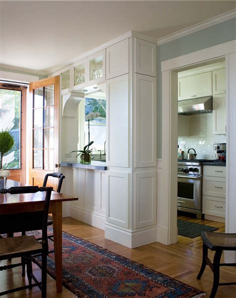 pass through ideas kitchen move stove microwave and add a planning a small kitchen home bunch interior design ideas