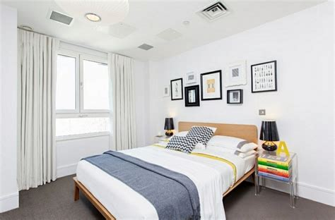 black and white bedrooms with color accents bold bedroom color ideas with black and white accents