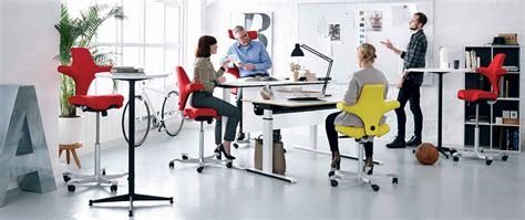 Office Environments by Saying Goodbye To Static Office Environments Ergocentric