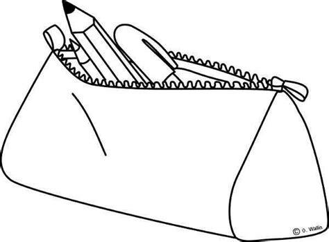 imagenes de utiles escolares a blanco y negro dibujos de cosas y escenas escolares 187 actividades infantil